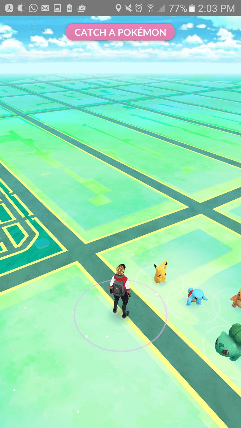 cara mendapatkan pikachu