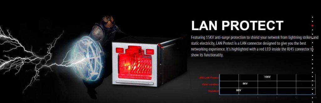 PC Gaming Custom LAN Protection