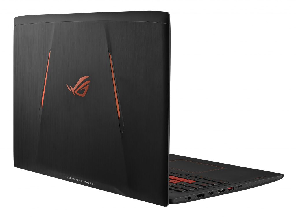 asus rog gl502VS front IO