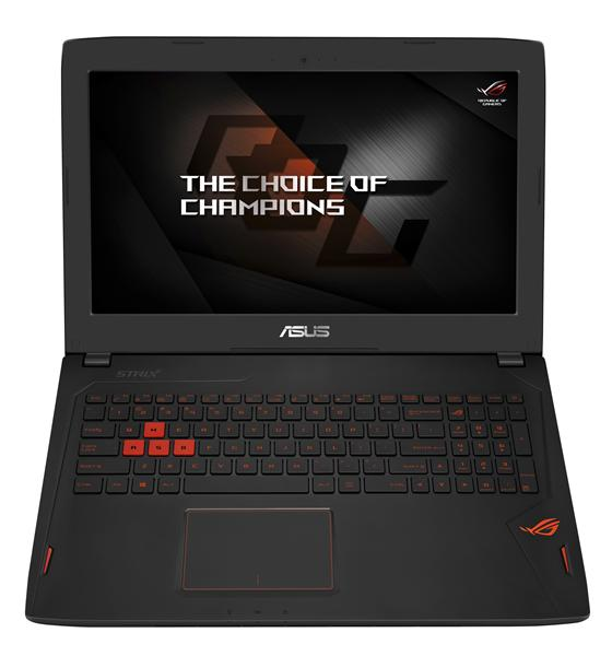 asus rog gl502VS workstation