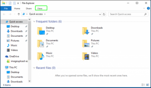 unhide hidden files