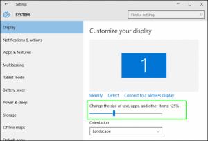 resolusi layar Windows 10