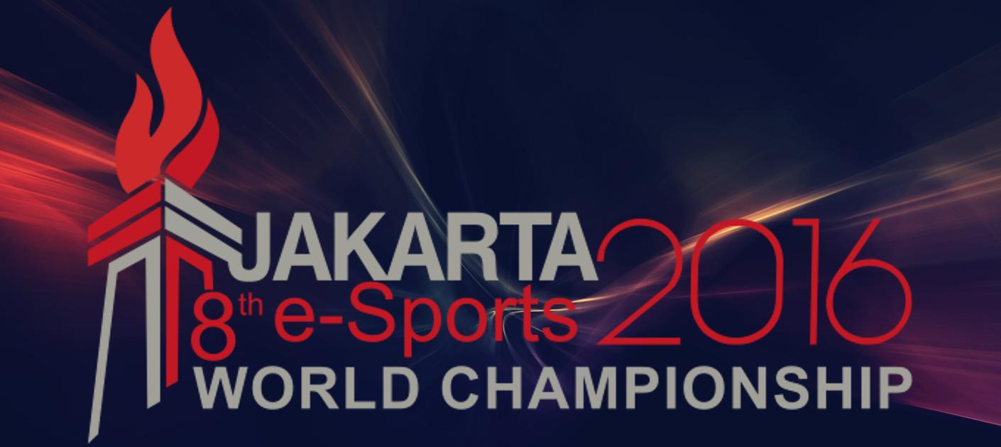 IeSF World Championship 2016