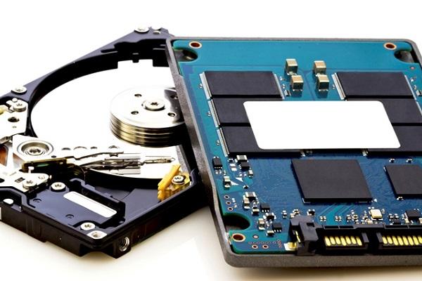 HDD lawan SSD