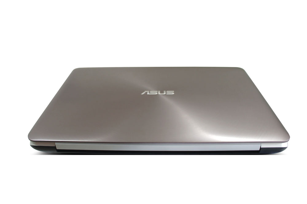 Review Asus N552VX - Exhaust