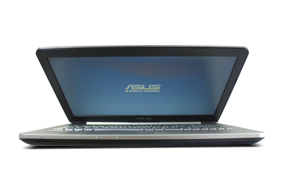 Review Asus N552VX - kualitas lcd