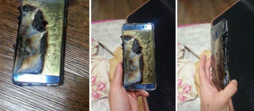 Samsung mengakhiri produksi Galaxy Note 7