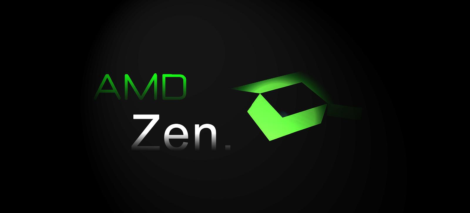 prosessor Zen besutan AMD