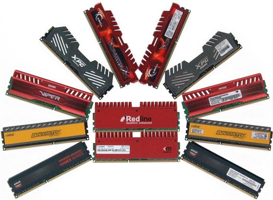 RAM untuk dipilih