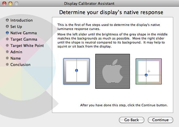 kalibrasi monitor pada MacOS