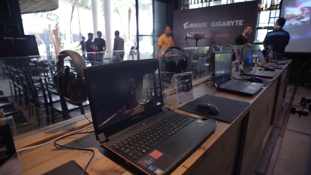 aorus gigabyte press conference desember 2016 jakarta indonesia