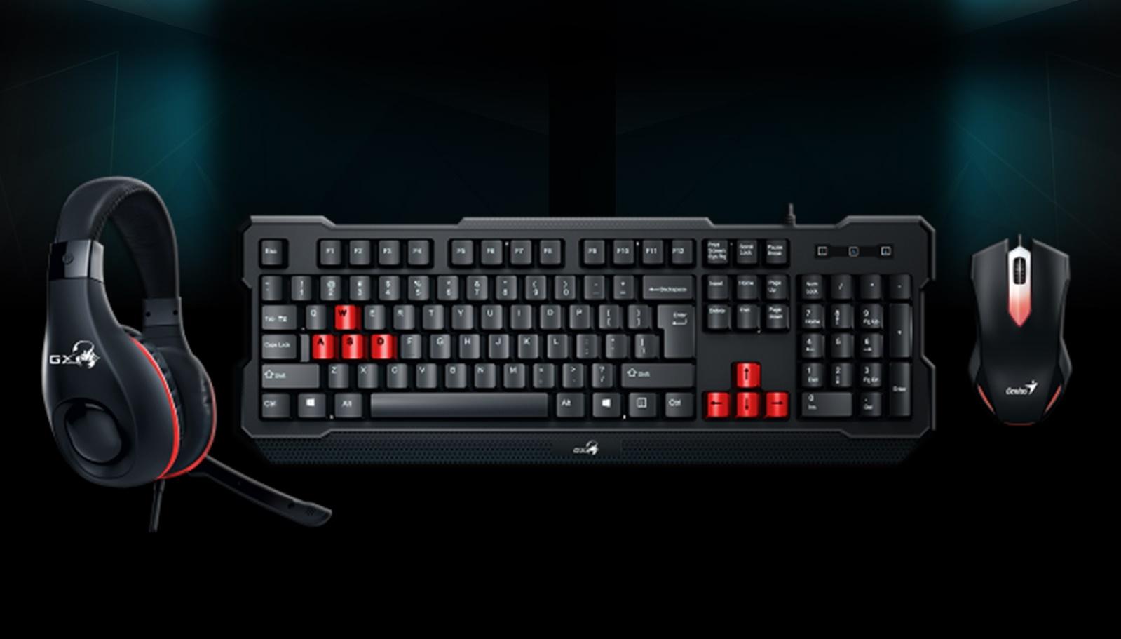 Genius KMH-200 Gaming combo