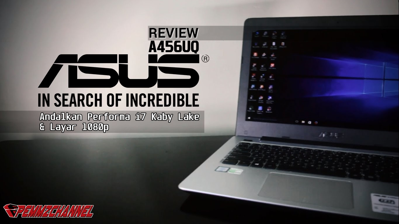 review Asus A456UQ fi
