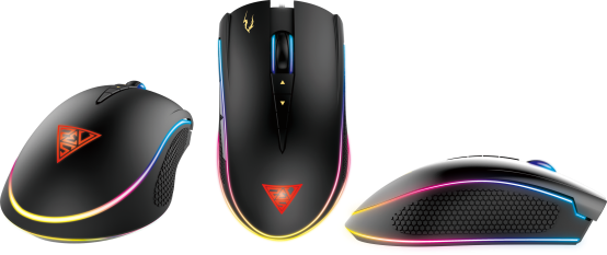 Gamdias Zeus Series Gaming mouse