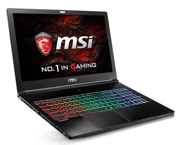 MSI_GS63VR_Stealth_Pro_Front_Side