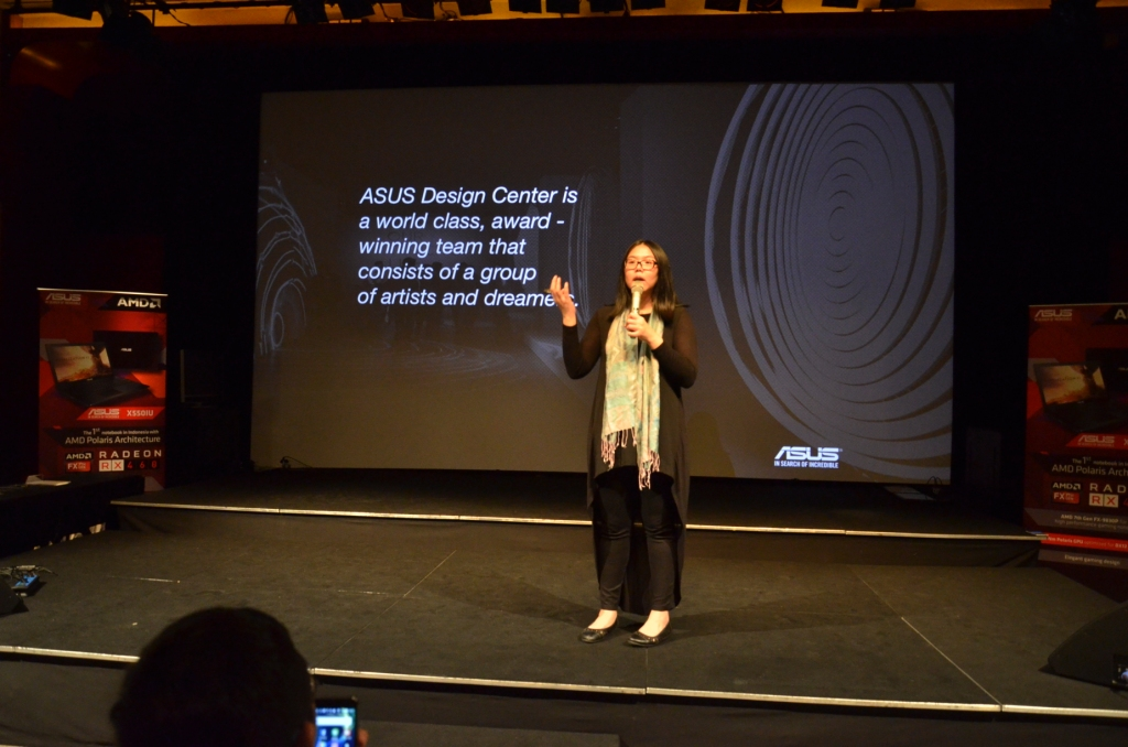 Asus X550IU launching high light