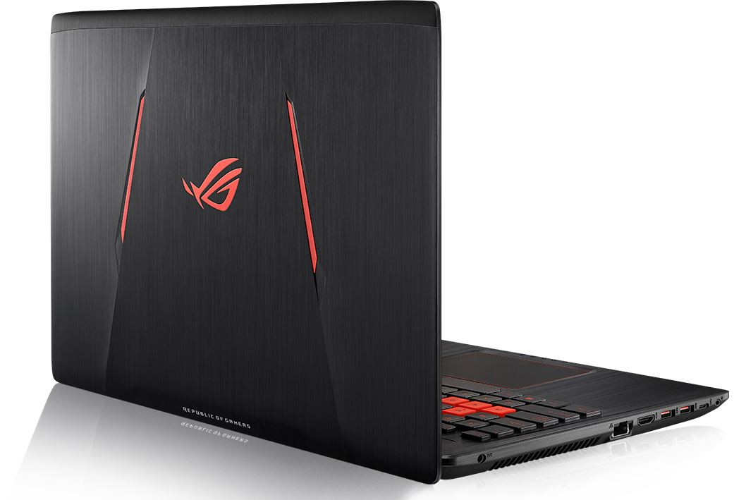 Asus ROG Strix GL553VE Design 1 PCN