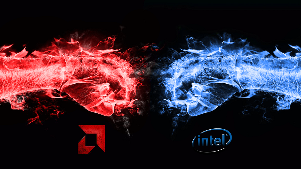 Persaingan Intel vs AMD