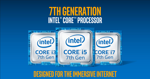 Kaby Lake 7th gen