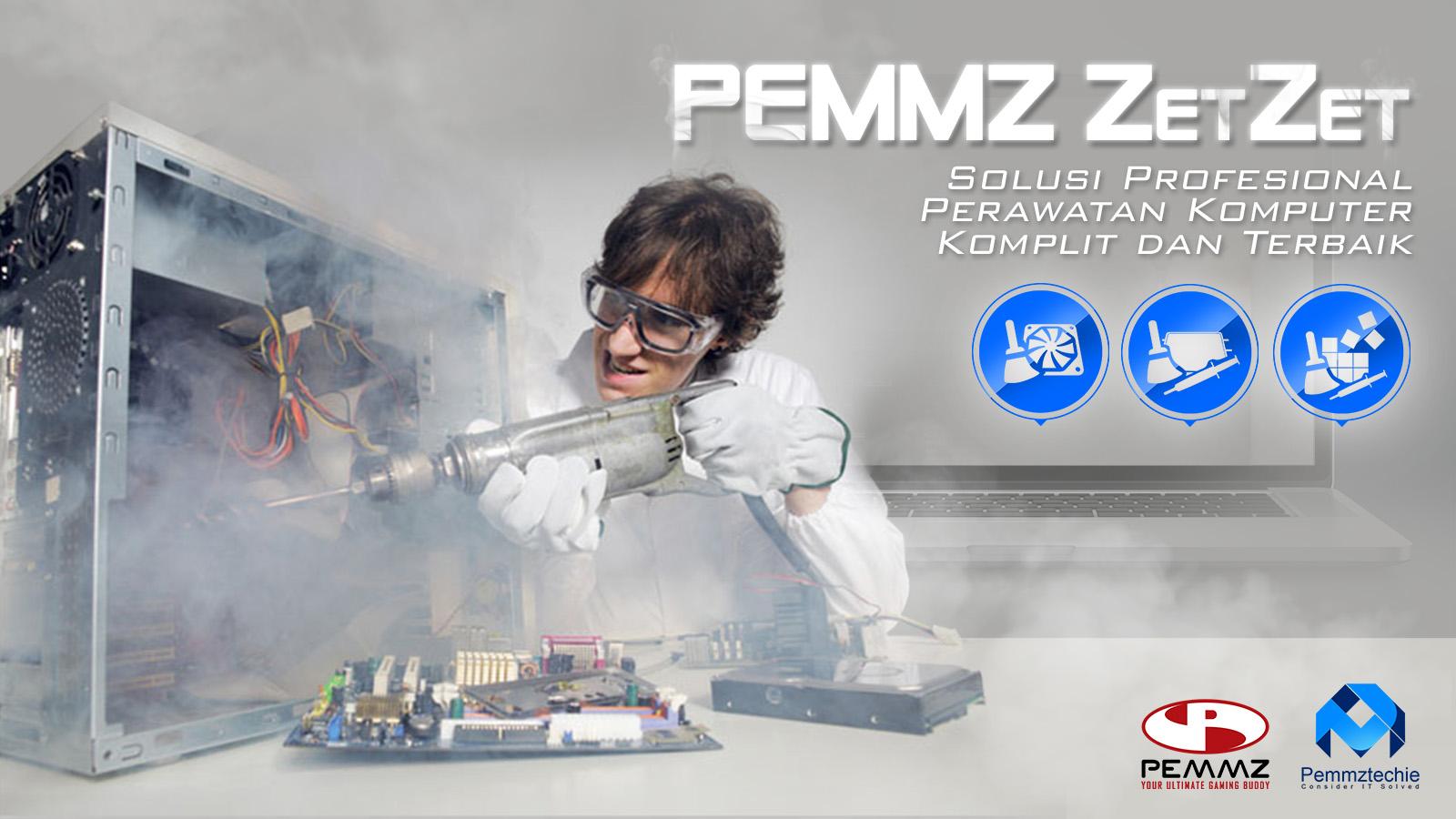 Perawatan Komputer Komplit by pemmz