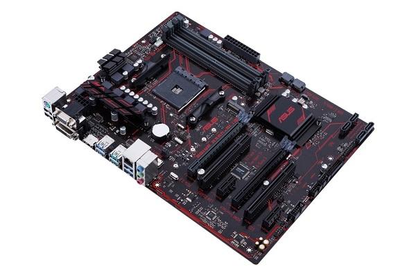 ASUS Prime B350M-Plus