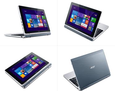 Spesifikasi dan fitur Acer Switch 1