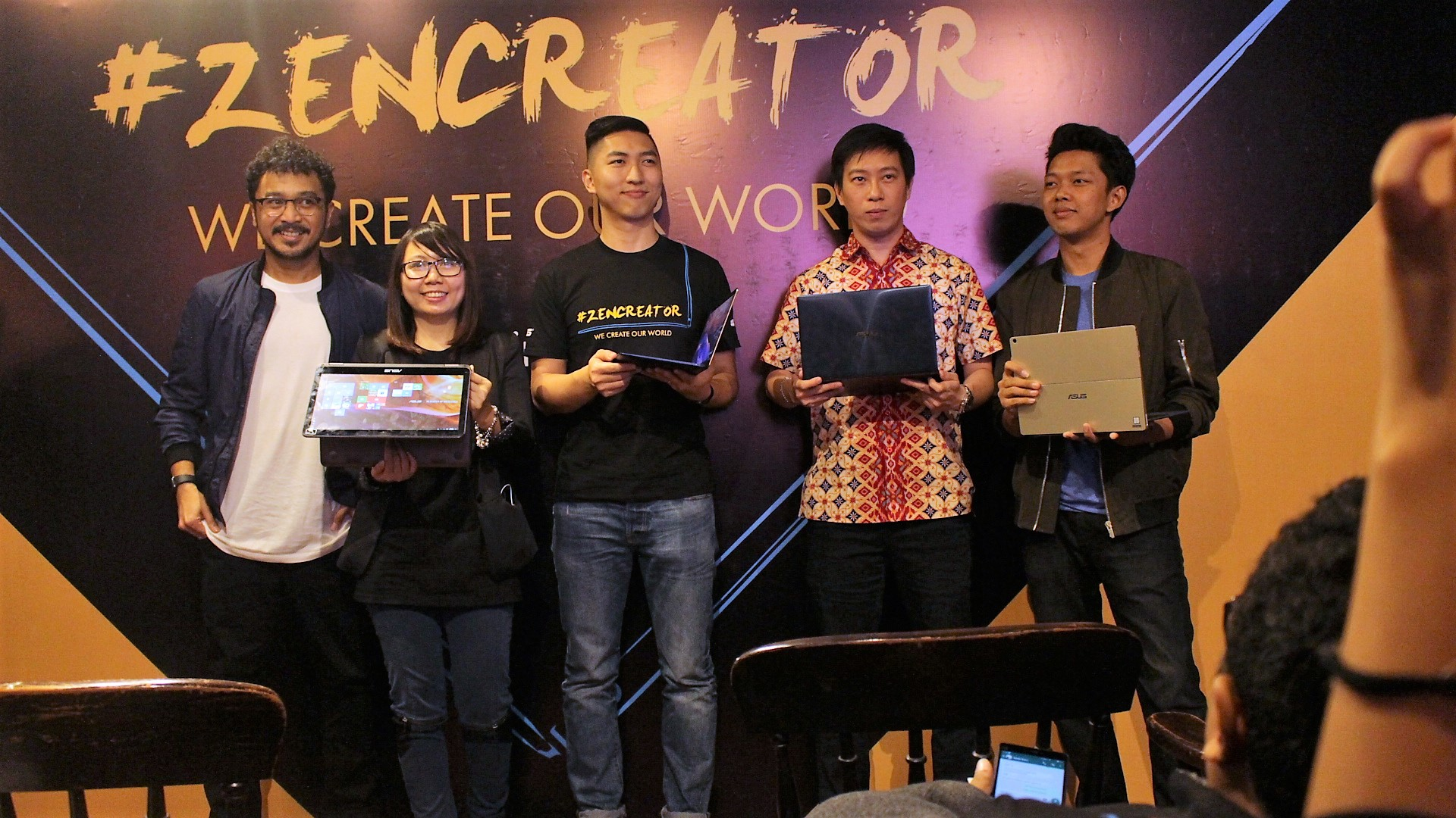 Asus Zenbook di ZenCreator FI PCN
