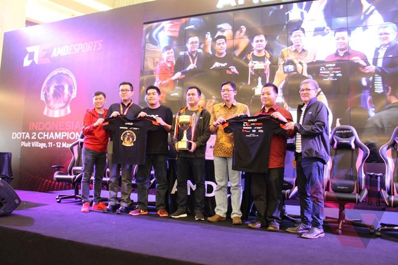 AMD eSport DOTA 2 Championship 2017 PCN