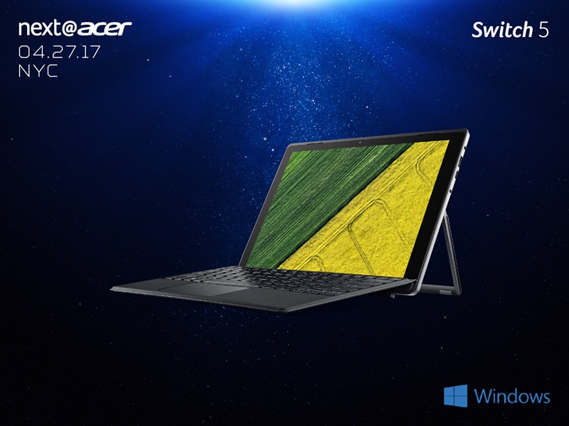 Acer aspire Switch 5 with liquidloop