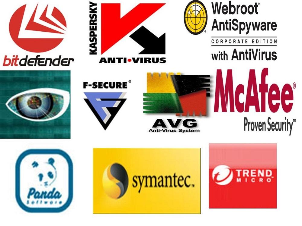Beberapa program antivirus terkenal