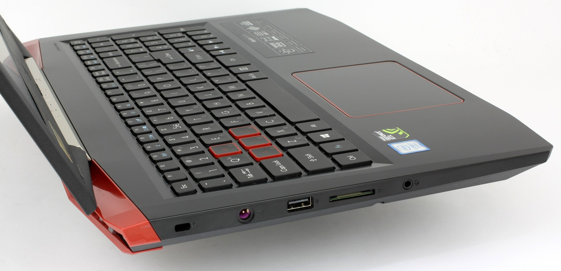 Acer Aspire VX 15 dimension