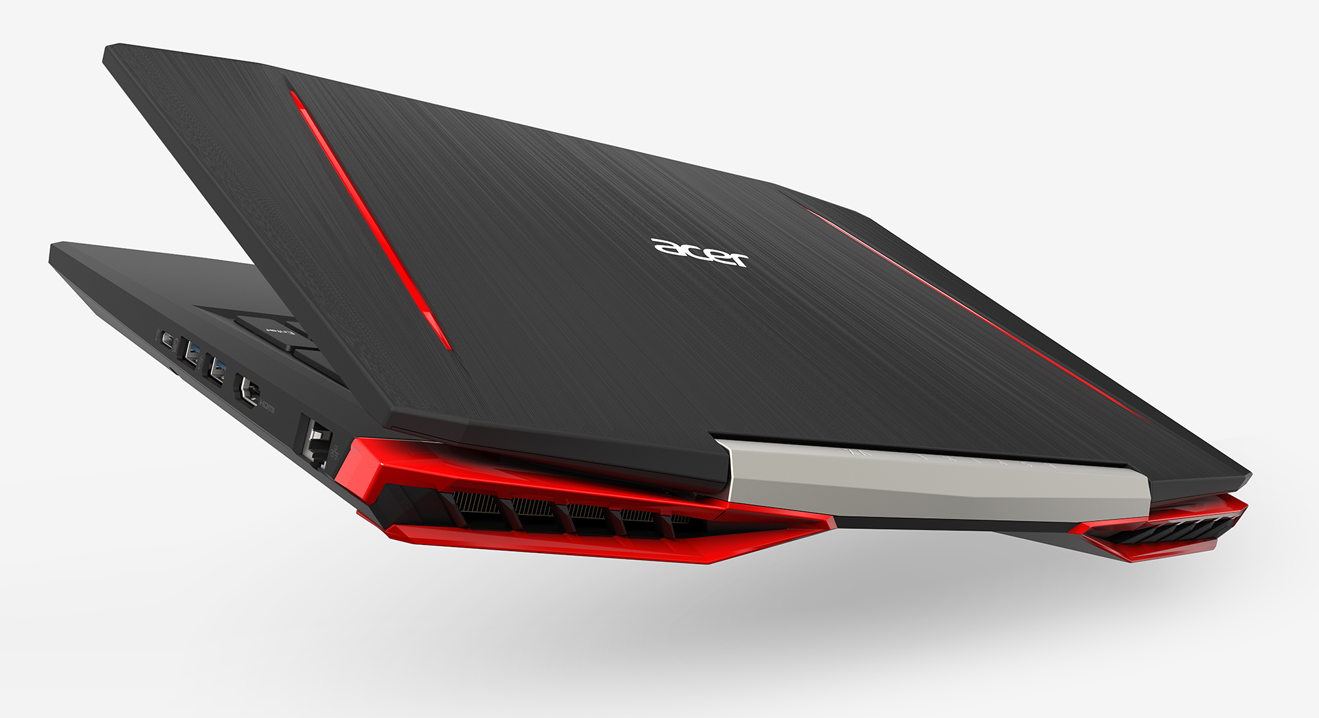 Acer Aspire VX15 overview design