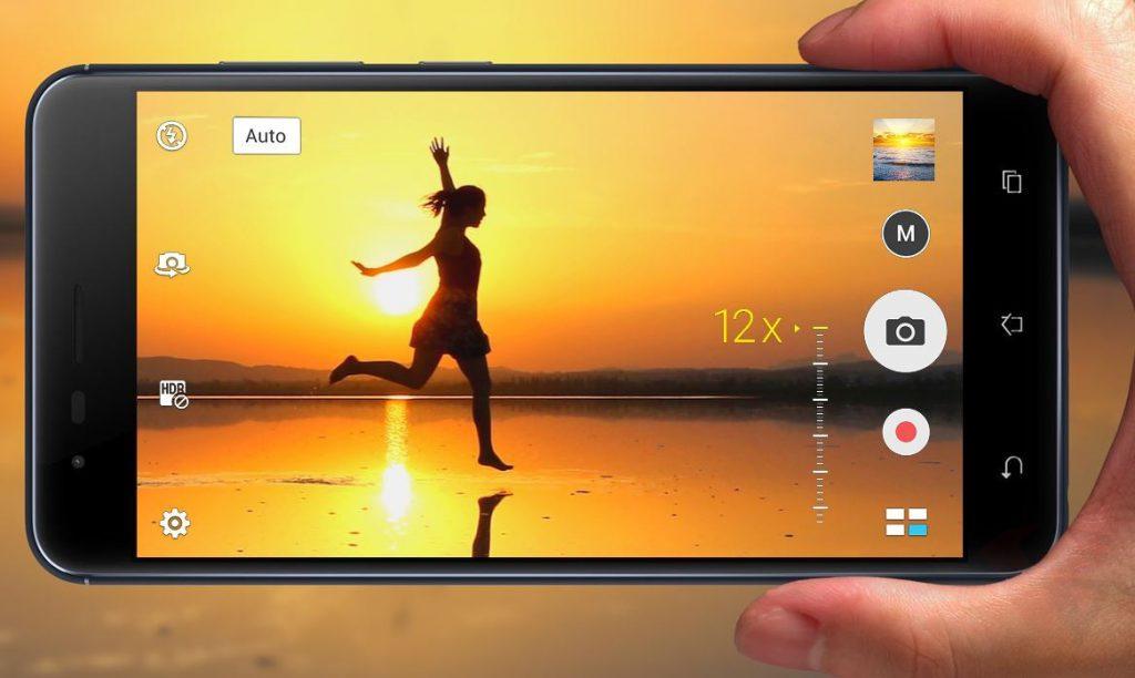 Asus Zenfone Zoom s Camera 12x zoom