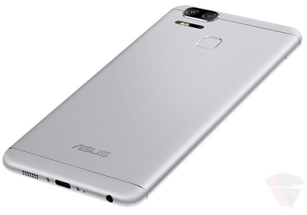 Asus Zenfone Zoom s design and build quality
