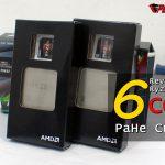 Review AMD Ryzen 5 1600 PCN