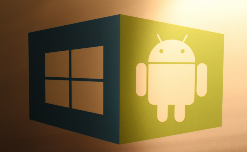 Windows di Android