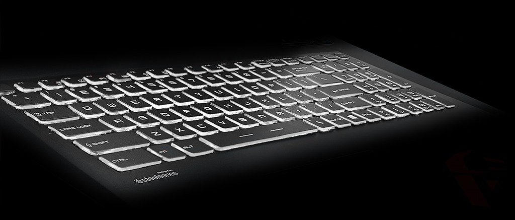 review MSI GL62m 7RDX Indonesia - keyboard