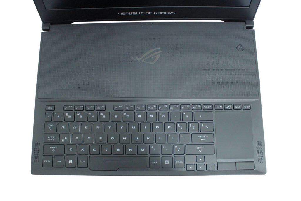 Asus ROG Zephyrus GX501VI workstation PCN