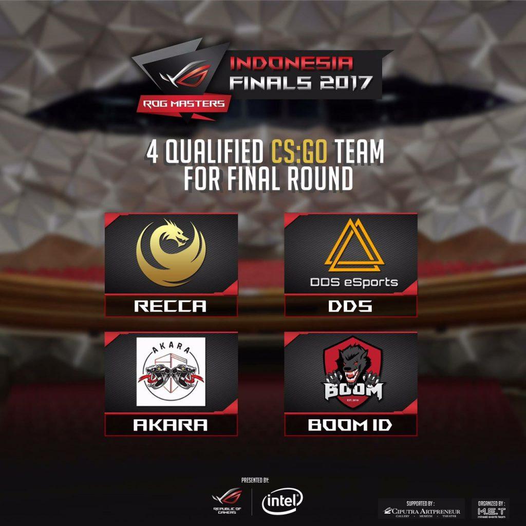 Finalis Asus ROG Master 2017 1