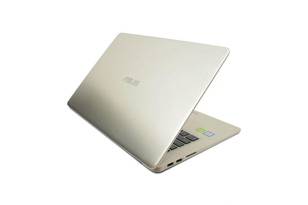 review Asus Vivobook S15 S510UQ clamshell