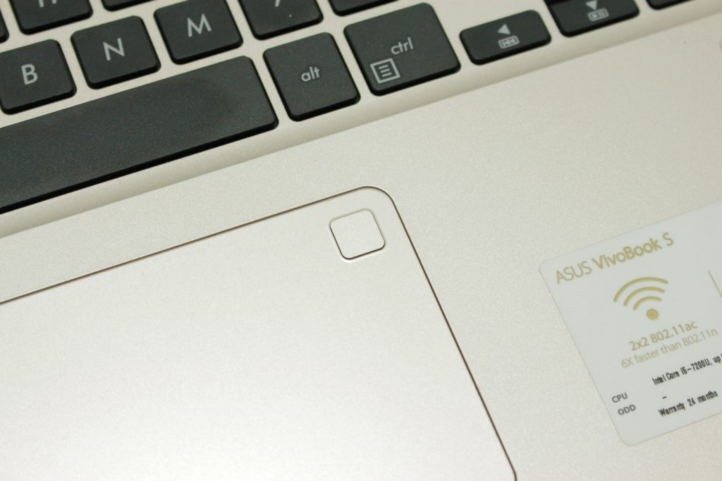 review Asus Vivobook S15 S510UQ Fingerprint PEMMZ