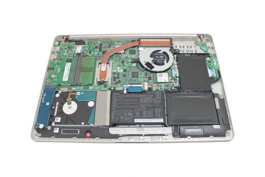 review Asus Vivobook S15 S510UQ full Disassembly PEMMZ
