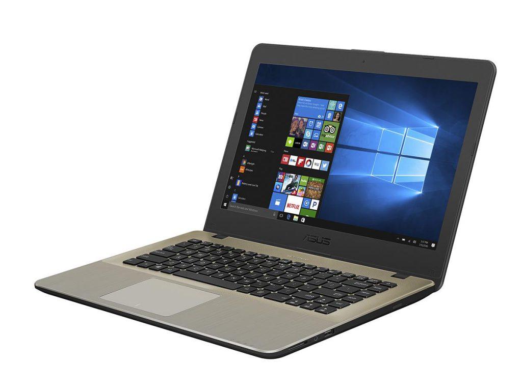 ASUS VivoBook 14 A442 indonesia workstation dan layar