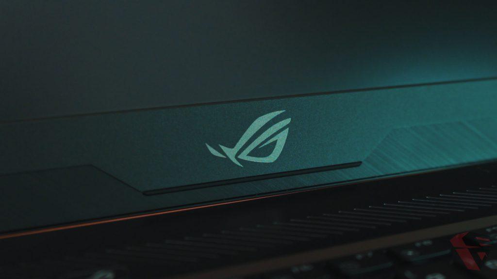Asus ROG Strix GL503VD Hero Edition LCD frame