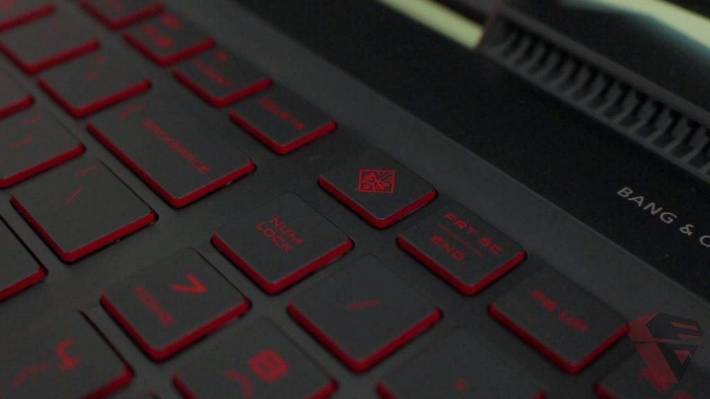 omen 15 CE086TX by HP key caps