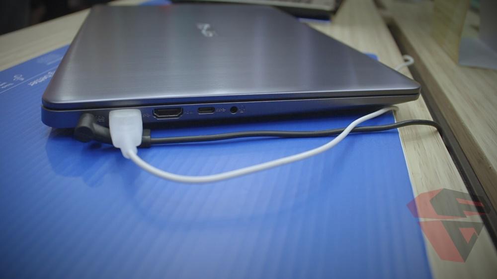 Asus Vivobook S14 S410 - Desain - Ultraslim dimension