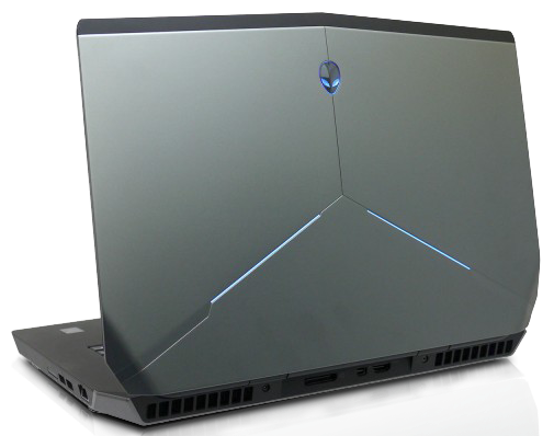 alienware 15 2015 exhaust design