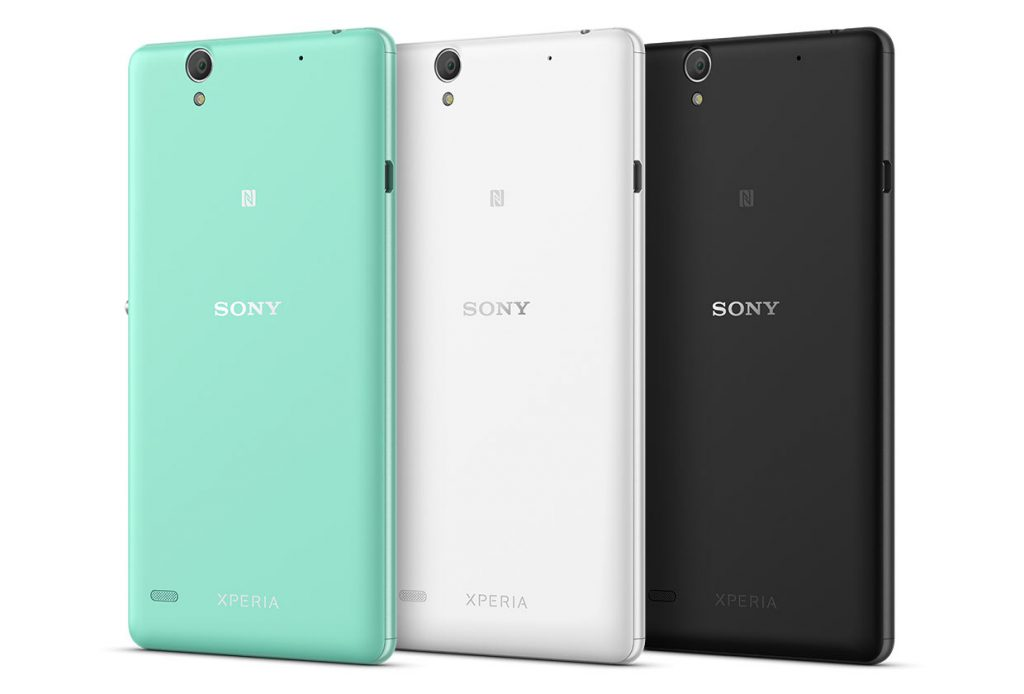 Sony Xperia C4 color