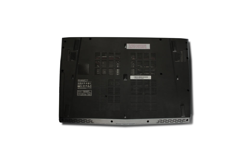 Bottom case of MSI PE60