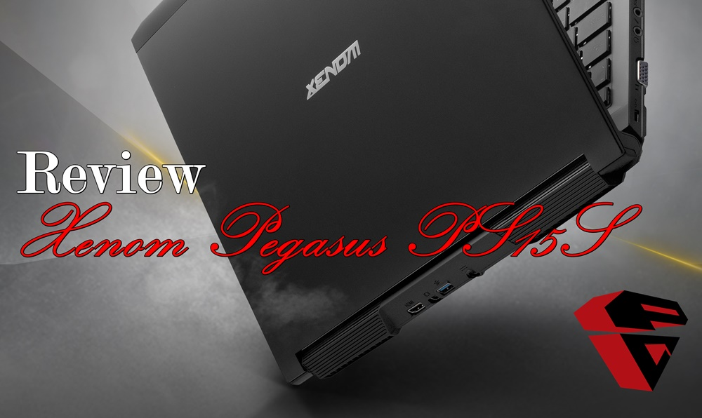 Cover review Xenom Pegasus PS15S